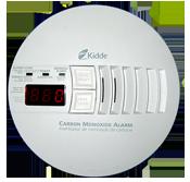 carbon monoxid alarm