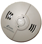 carbon monoxide and smoke alarm